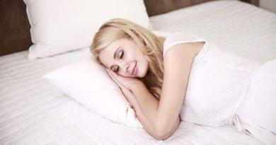 Poznaj metodę zasypiania w 60 sekund, którą opracowali naukowcy