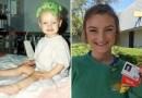 Dwa razy pokonała raka, wróciła do szpitala w którym ją wyleczono jako pielęgniarka