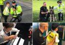 Chłopiec z rzadką wadą serca spełnił swoje marzenie i został policjantem