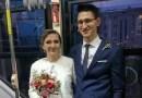 Na swój ślub pojechali tramwajem – para krakowian miała ważny powód