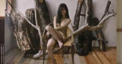 Japoński malarz Osamu Obi tworzy tak realistyczne obrazy, że trudno odróżnić je od rzeczywistości