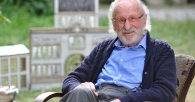 Franciszek Pieczka świętuje 90 urodziny