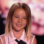 Młoda wokalistka zachwyciła jurorów. Wydawało się że nie poradzi sobie z wybranym utworem … a jednak!