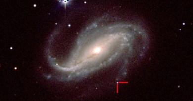 Astronom amator uchwycił pierwszy błysk supernowej. Szansa jedna na sto milionów