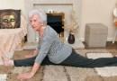 Poznajcie 90-latkę, która nadal potrafi zrobić szpagat!
