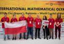 Złoto i pięć srebrnych medali młodych Polaków na olimpiadzie matematycznej w Rumunii