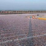 Milion dzieci medytowało w Tajlandii dla pokoju na świecie