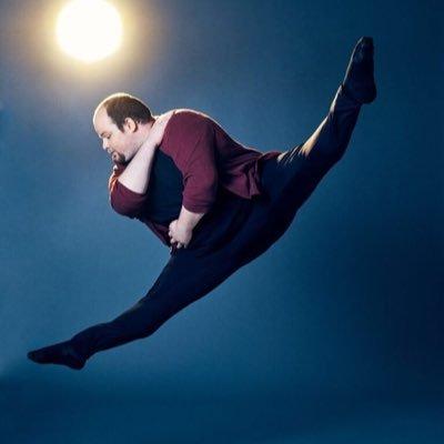 Nie trzeba być szczupłym, aby tańczyć jak baletnica