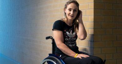 Kristina Vogel – pomimo wypadku na kolarskim torze, pozytywnie patrzy w przyszłość. Takich słów się nie spodziewacie