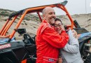 25-latek z zespołem Downa spełnia marzenie biorąc udział z Rajdzie Dakar