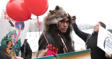 Pierwszy w historii Marsz Rdzennych Społeczności odbył się 18 stycznia w Waszyngtonie