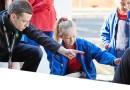 Troje uczniów jednej ze szkół podstawowych w Krakowie uratowało życie starszemu mężczyźnie