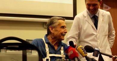 Jako pierwszy w Polsce miał wszczepione sztuczne serce. 67-latek opuścił szpital