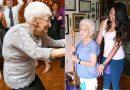 86-letnia kobieta wykorzystała jogę do wyleczenia skoliozy i całkowicie zmieniła swoje ciało