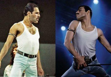 Nałożyli na jeden teledysk Freddiego Mercury oraz aktora z filmu Bohemian Rhapsody. Zobaczcie efekt!