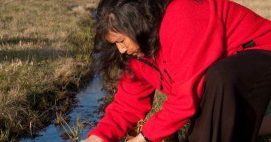 Babcia Ojibwe z plemienia Anisznaube przeszła 17 000 km, podnosząc świadomość ludzi na temat wartości wody
