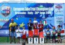 8-letni Mikołaj został Mistrzem Europy w trialu rowerowym