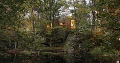 Norweskie szpitale oferują chorym leśne domki, odpoczynek na łonie natury i wytchnienie od szpitalnej atmosfery
