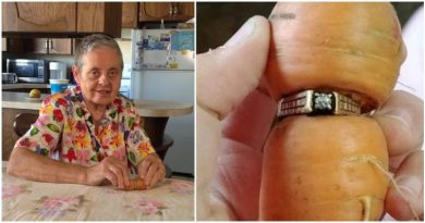 Kobieta gubi pierścionek zaręczynowy w ogrodzie, znajduje go po 13 latach na… marchewce