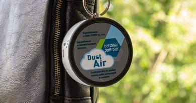 Osobisty pyłomierz pozwoli sprawdzić jakość powietrza. Niezwykły wynalazek Polaków otrzymał nagrodę w Hiszpanii