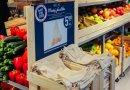 Carrefour wprowadza wielorazowe bawełniane worki zamiast plastikowych