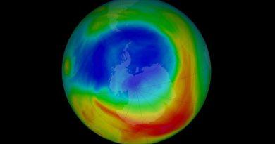 Warstwa ozonowa nad Antarktydą wraca do zdrowia i zmienia kierunek wiatrów na całej kuli ziemskiej