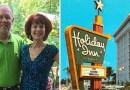 Emeryt postanawia spędzić resztę życia w hotelu Holiday Inn, który okazuje się tańszy niż dom spokojnej starości