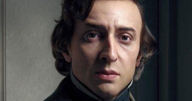 Grafik z Iranu stworzył najbardziej realistyczny portret Fryderyka Chopina