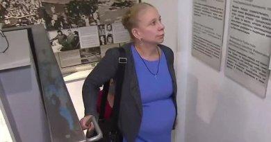 61-letnia dyrektorka Muzeum Muru Berlińskiego spodziewa się ósmego dziecka