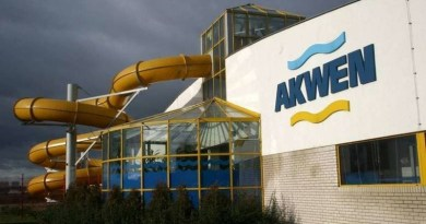 Pływalnia spod Poznania rozdaje uzdatnioną wodę z basenów, do podlewania ogródków