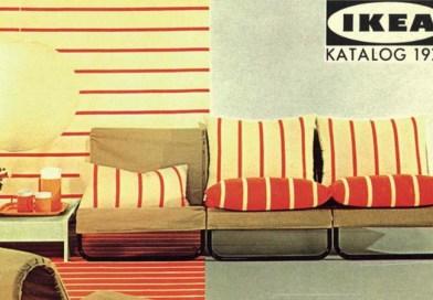 IKEA zamieszcza online 70-letnią historię swoich katalogów