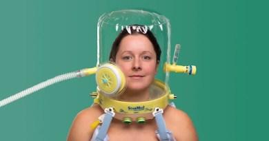 Hełm do wentylacji nieinwazyjnej zamiast respiratora. Trwają prace nad polskim projektem