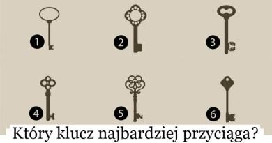 Zabawa psychologiczna – wybierz klucz aby poznać nieznane cechy swojej osobowości.