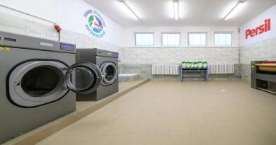 Marka Persil otworzyła w Gdańsku społeczną pralnie dla bezdomnych