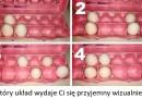 Zabawa psychologiczna – Układ jaj, który wybierzesz – odkryje Twoja tajna siłę