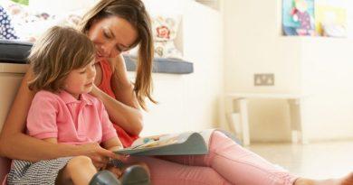 Zamiast bajki, poczytaj książkę. Twoje dziecko podziękuje ci w przyszłości