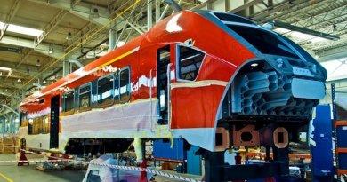 lokomotywę napędzaną wodorem