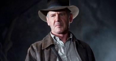 Indiana Jones 5 powstanie w Wielkiej Brytanii. Prace nad filmem już się rozpoczęły