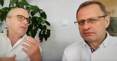 Jan Pospieszalski i Włodzimierz Bodnar opowiadają o początkach stosowania amantadyny w leczeniu