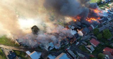 ofiarom pożaru