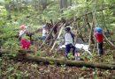 Naukowcy zalecają, aby pozwalać na zabawy w lesie