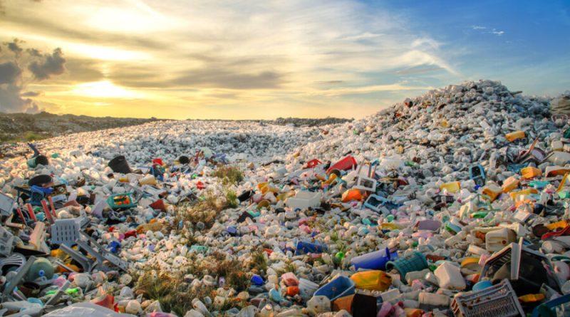 rozłożą plastik