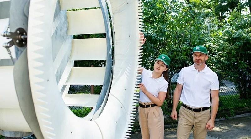 Genialny wynalazek Polaka – stworzył przydomową turbinę wiatrową