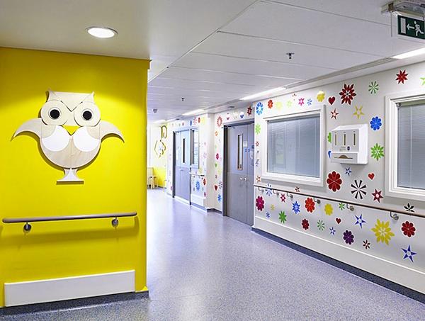 artists mural design royal london children hospital vital arts 12