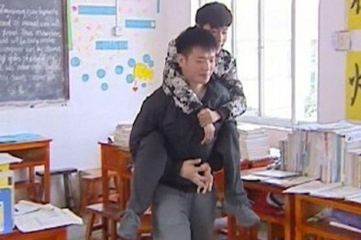 Xie Xu and Zhang Chi