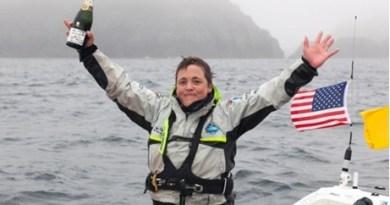 Sarah Outen – kobieta samotnie przemierzająca bezkresne oceany