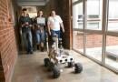 Studenci Politechniki Białostockiej zbudowali kolejnego łazika marsjańskiego