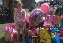 Wspaniałe przyjęcie dla chorej dziewczynki