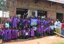 Uczniowie gimnazjum z Warszawy zbudowali szkołę w Ugandzie