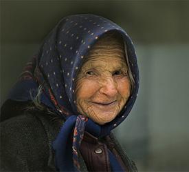 История №13: «Одинокая старушка на вокзале»